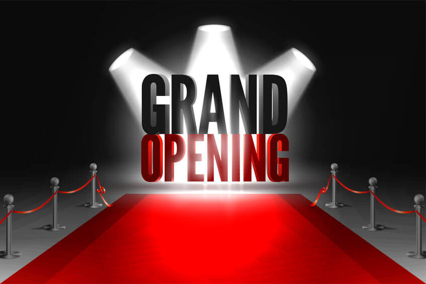 COVID-Safe Ideas for Your Grand Opening Event