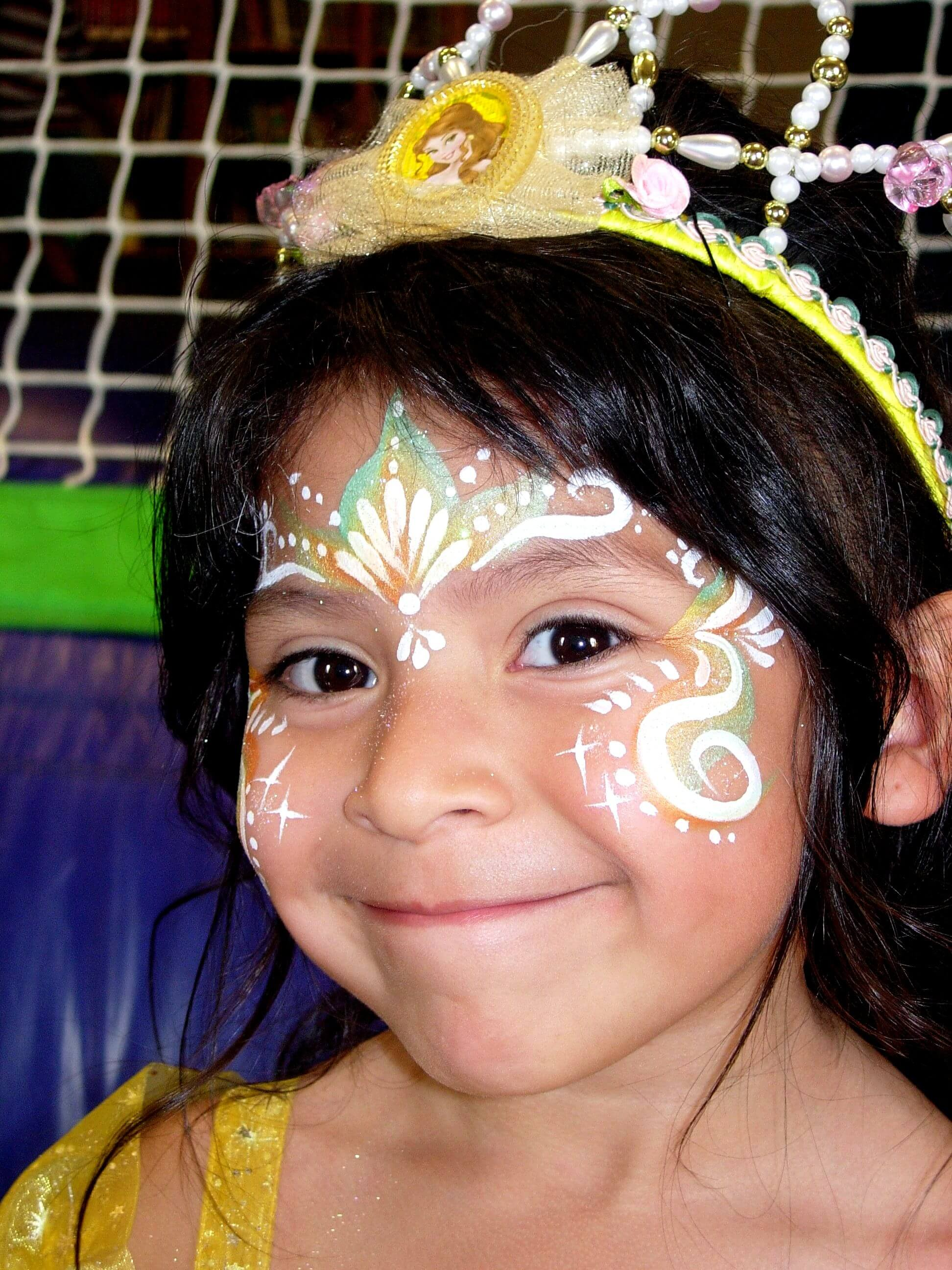 Face Painting By Professional Face Paint Artists In San
