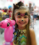 Face Painting and Balloon Art - making kids happy is our passion!