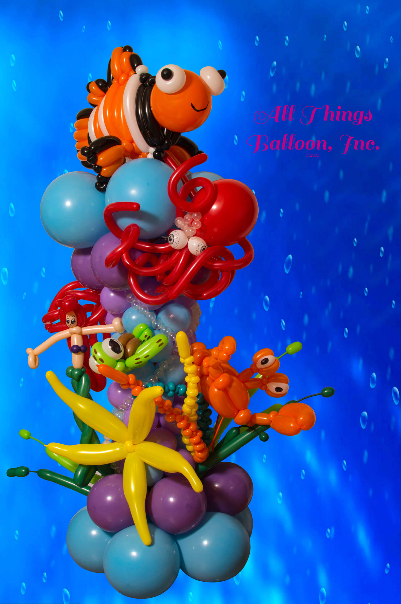 Balloon Artists for Hire in San Antonio, TX